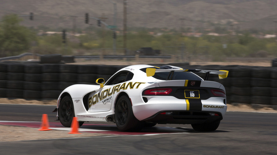 Dodge/SRT at Bondurant Racing School