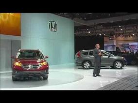 Honda Press Conference - 2011 LA Auto Show