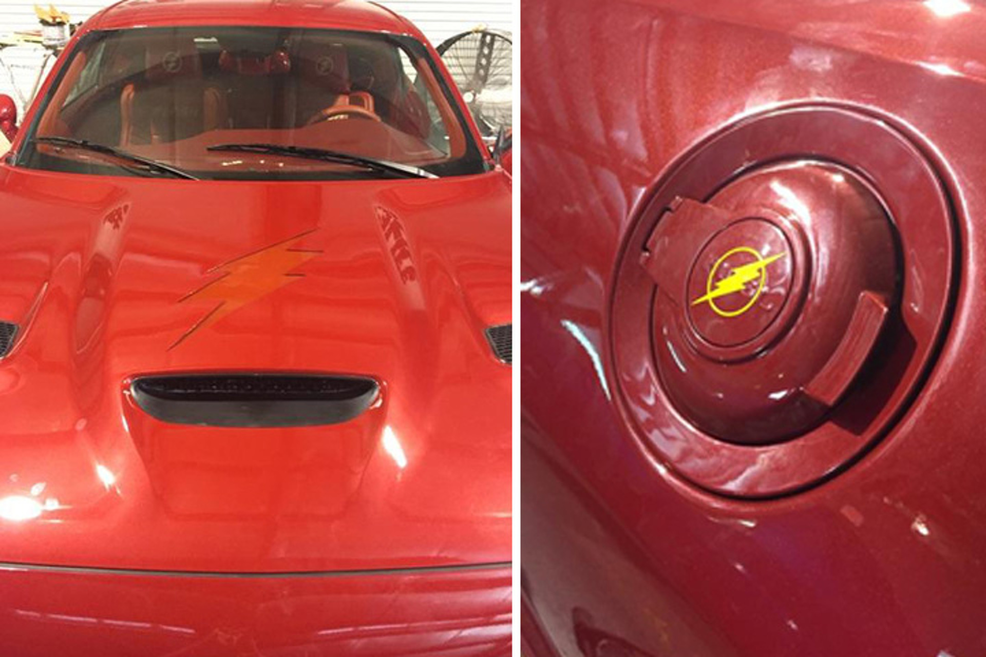 Dwight Howard Gave His Superhero-Themed Challenger Hellcat a Fitting Name