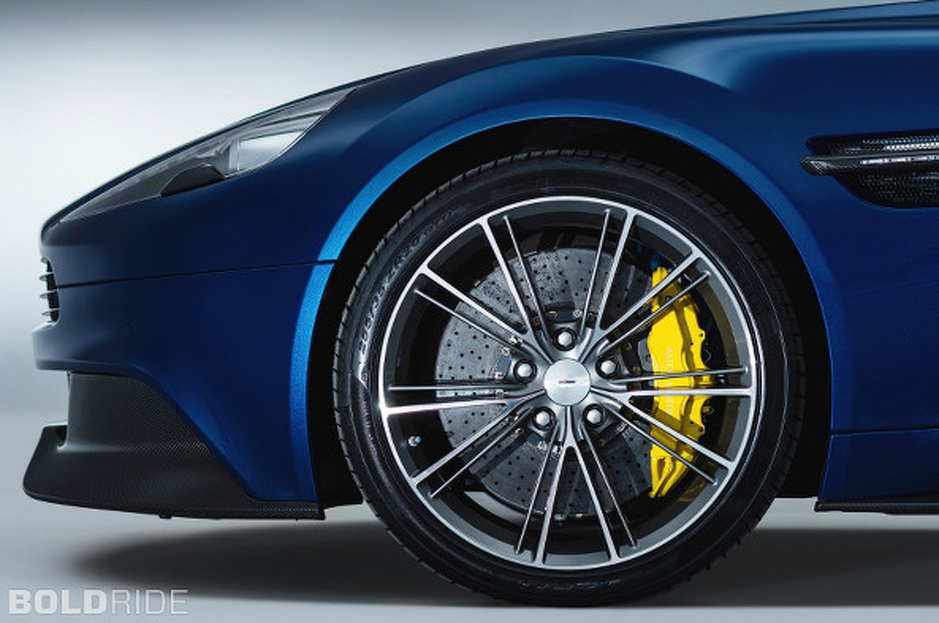 What Does Volante Mean? Aston Martin's Names Deciphered