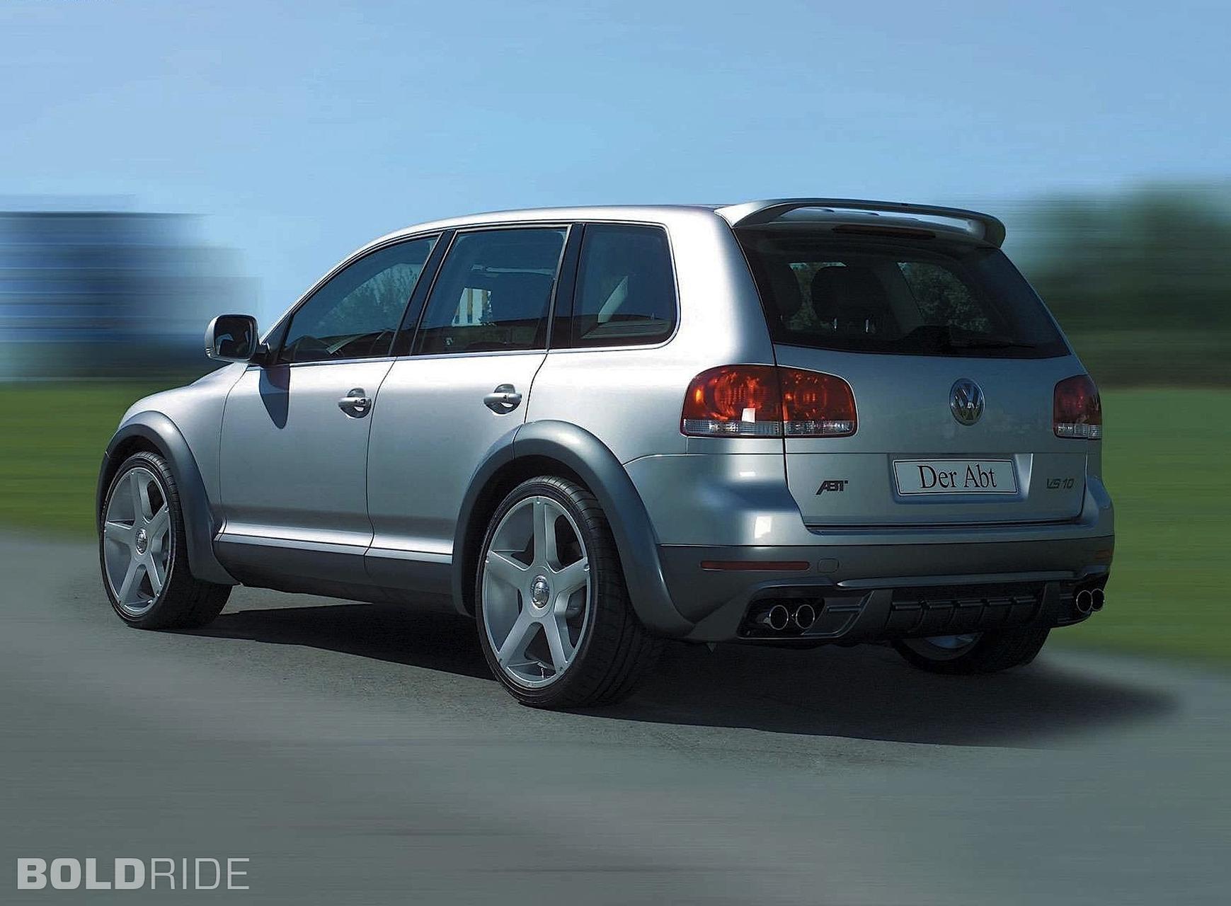 ABT Volkswagen Touareg