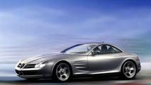 Mercedes-Benz Vision SLR concept 1999