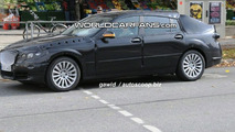 BMW PAS/V5 spy photos