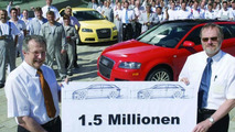 1.5 millionth Audi A3 Jubilee car destined for USA