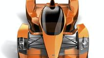 Caparo T1 prototype