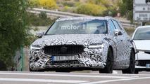 Volvo V60 R en photos espion