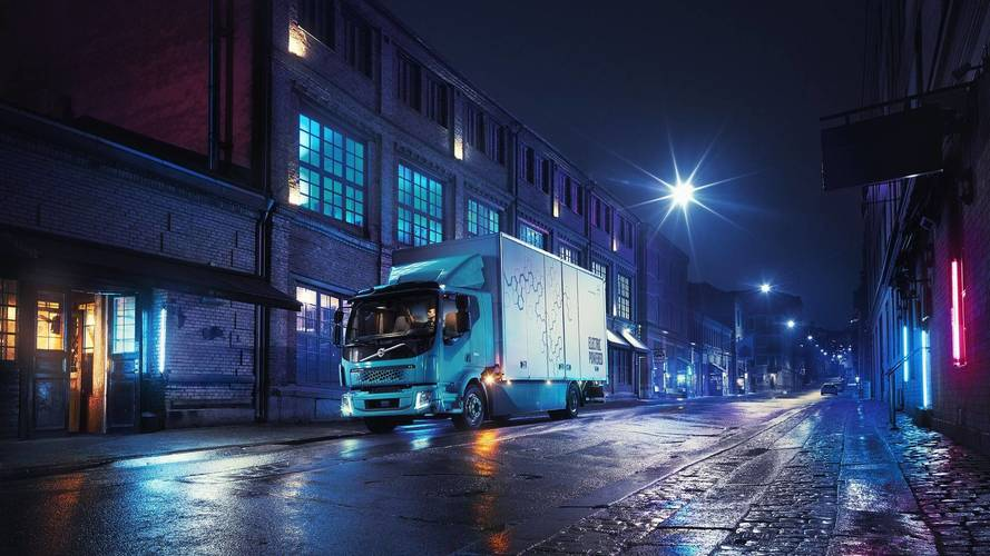 Volvo Debuts VL Electric Truck With Up To 300-kWh Battery