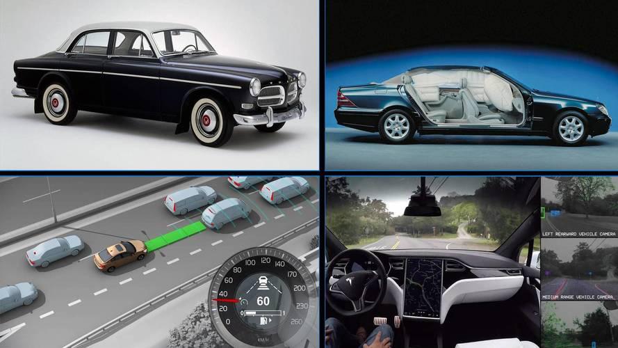 Otomotiv tarihini değiştiren 10 icat