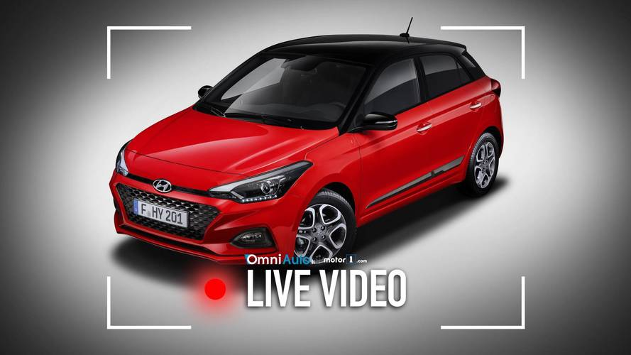 Hyundai i20 restyling, personalizzabile e tecnologica