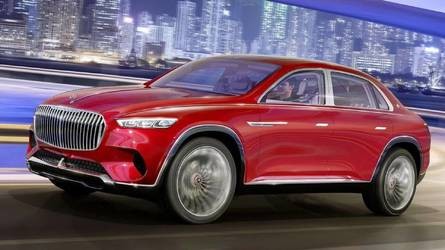La Vision Mercedes-Maybach Ultimate Luxury est déjà là