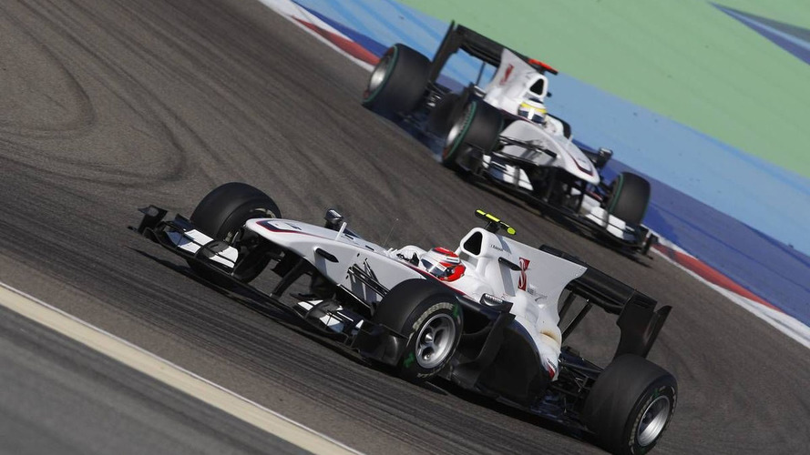 Sauber hope for better car for 2011