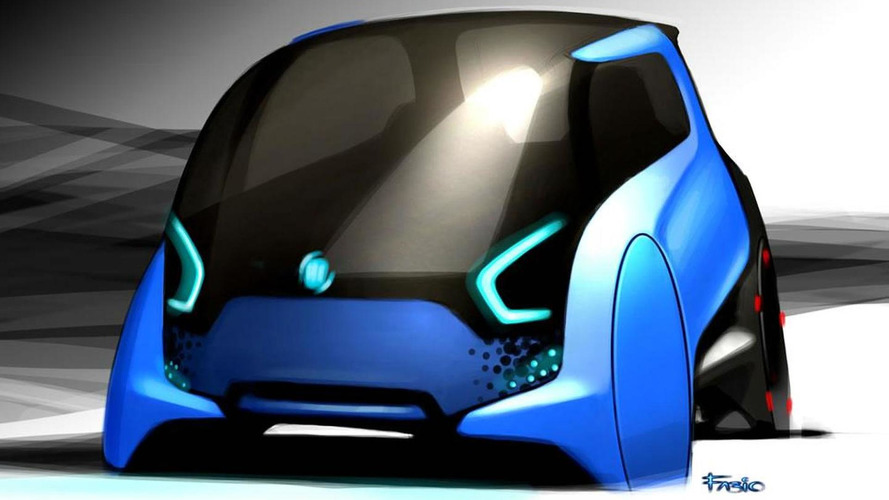 Fiat Mio FCC III to debut at Sao Paulo Motor Show