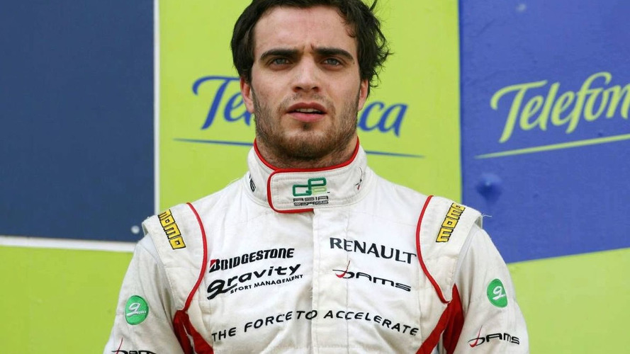 D'Ambrosio tipped for 2010 Renault seat