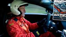 James May AKA Captain Slow drives the Bugatti Veyron Super Sport