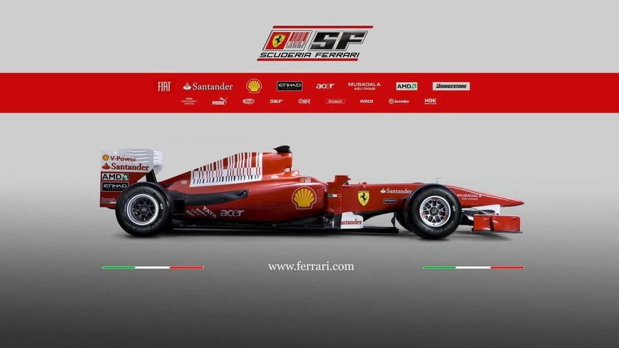 Ferrari F10 Revealed - Fisichella to stay reserve driver [Video]