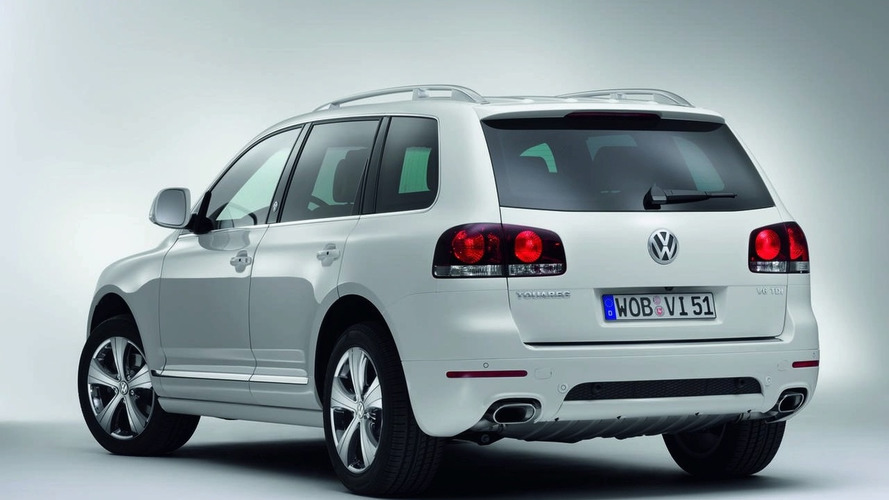 VW Touareg North Sails special edition now available to order (DE)