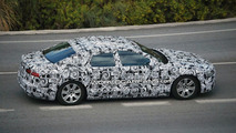 2011 Audi A8 Full Body Prototype Spy Photos
