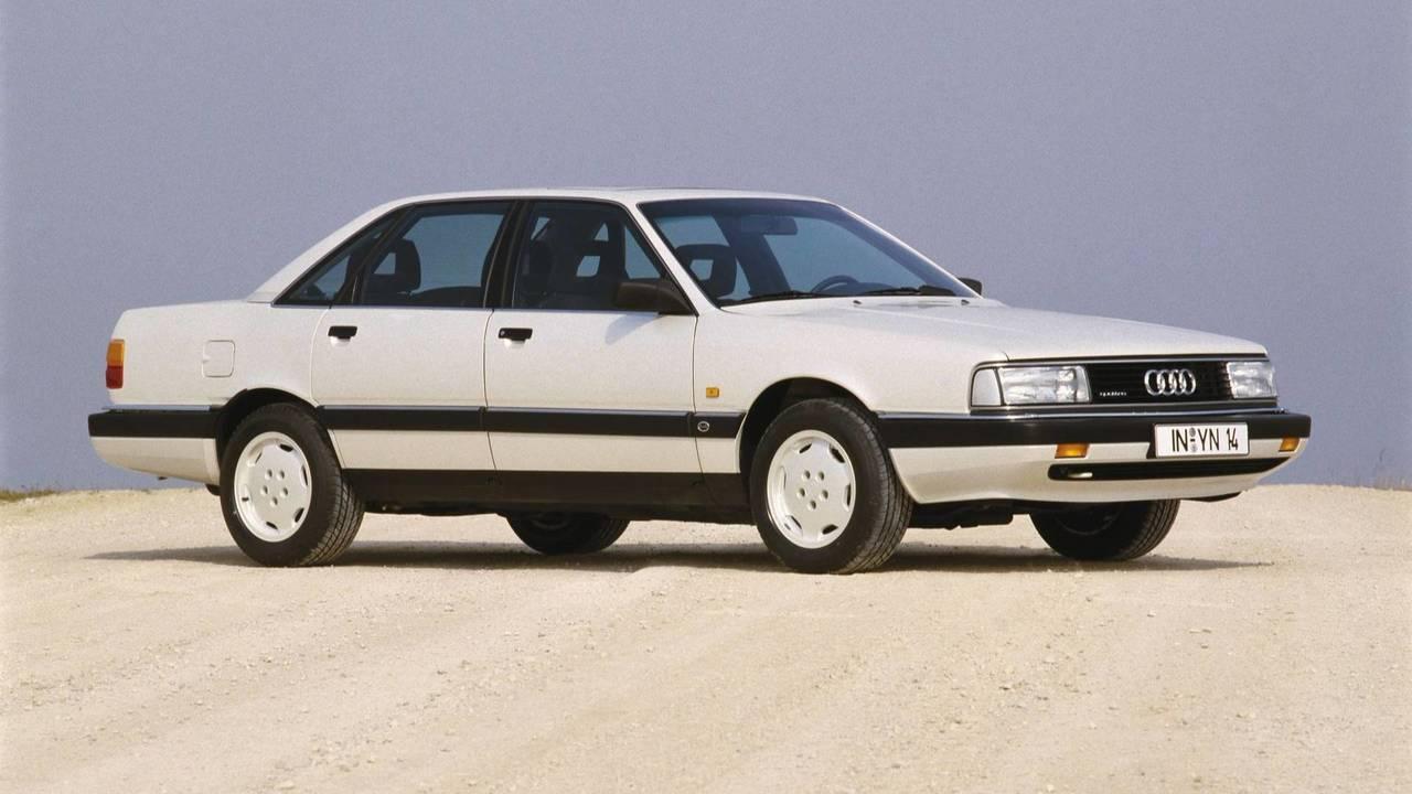 35 évvel ezelőtt - Audi 200 C3