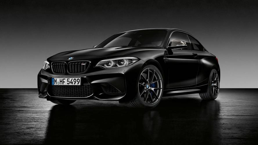 BMW M2 Coupe Edition Black Shadow Celebrates The Model's Success