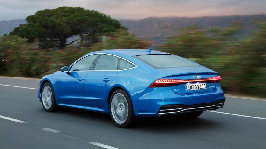 2018 Audi A7 Sportback 55 TFSI first drive: Pretty, functional, pretty functional