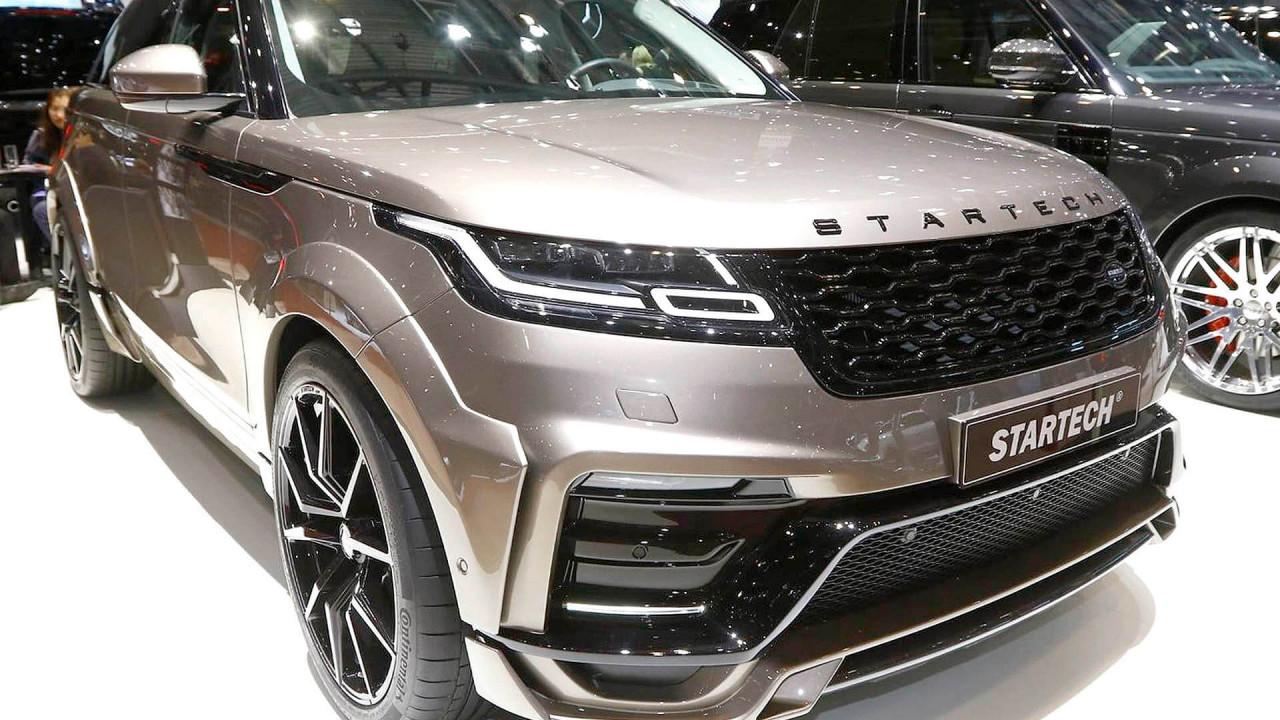 Startech Range Rover Velar