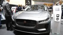 Jaguar I-Pace at the 2018 Geneva motor show