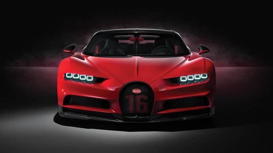 Bugatti Boss Says Chiron Top Speed Run May Never Happen