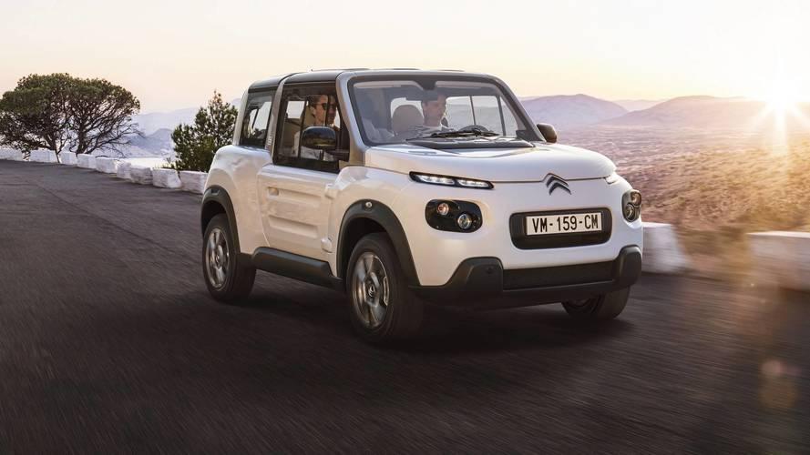 Citroën Makes The E-Mehari Even Cooler With Hard Top