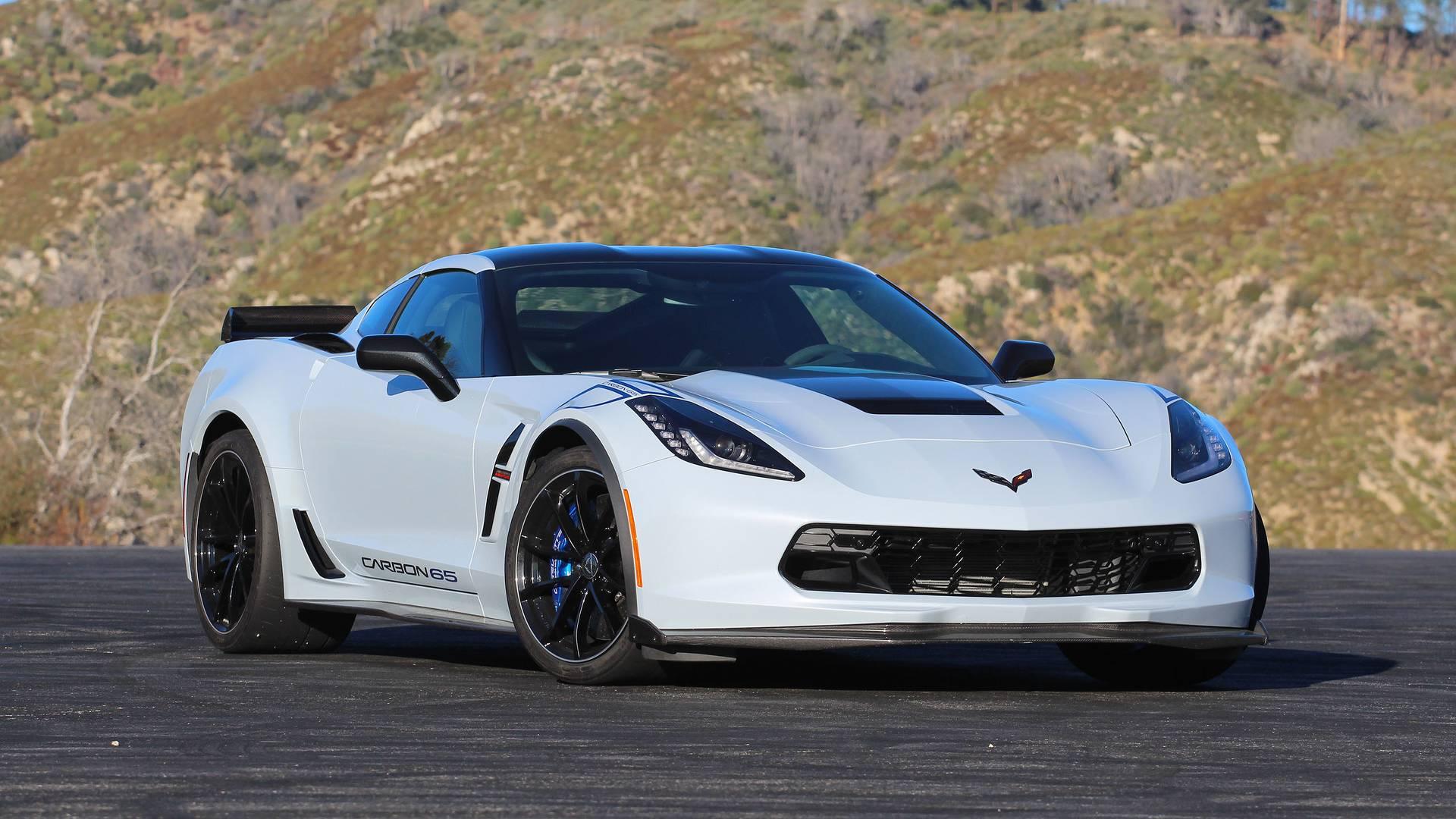 Pictures Of Corvettes >> 2018my Chevy Corvette Production Lowest Since 1959