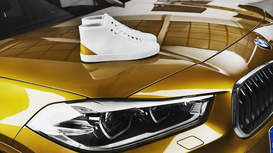 Match Your New BMW X2 With A Pair Of Swanky Sneakers