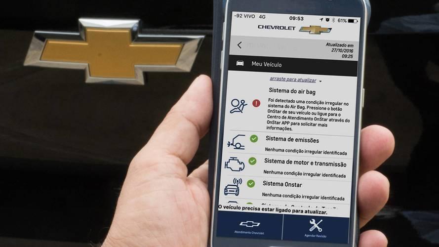 Chevrolet passa de 50 mil assinantes do sistema OnStar