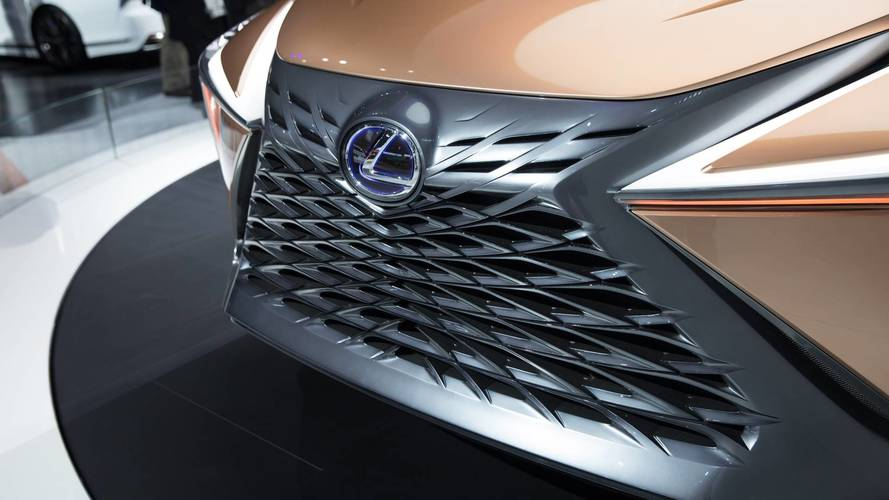 Lexus Grabs LQ Trademark, Possibly For Flagship Crossover