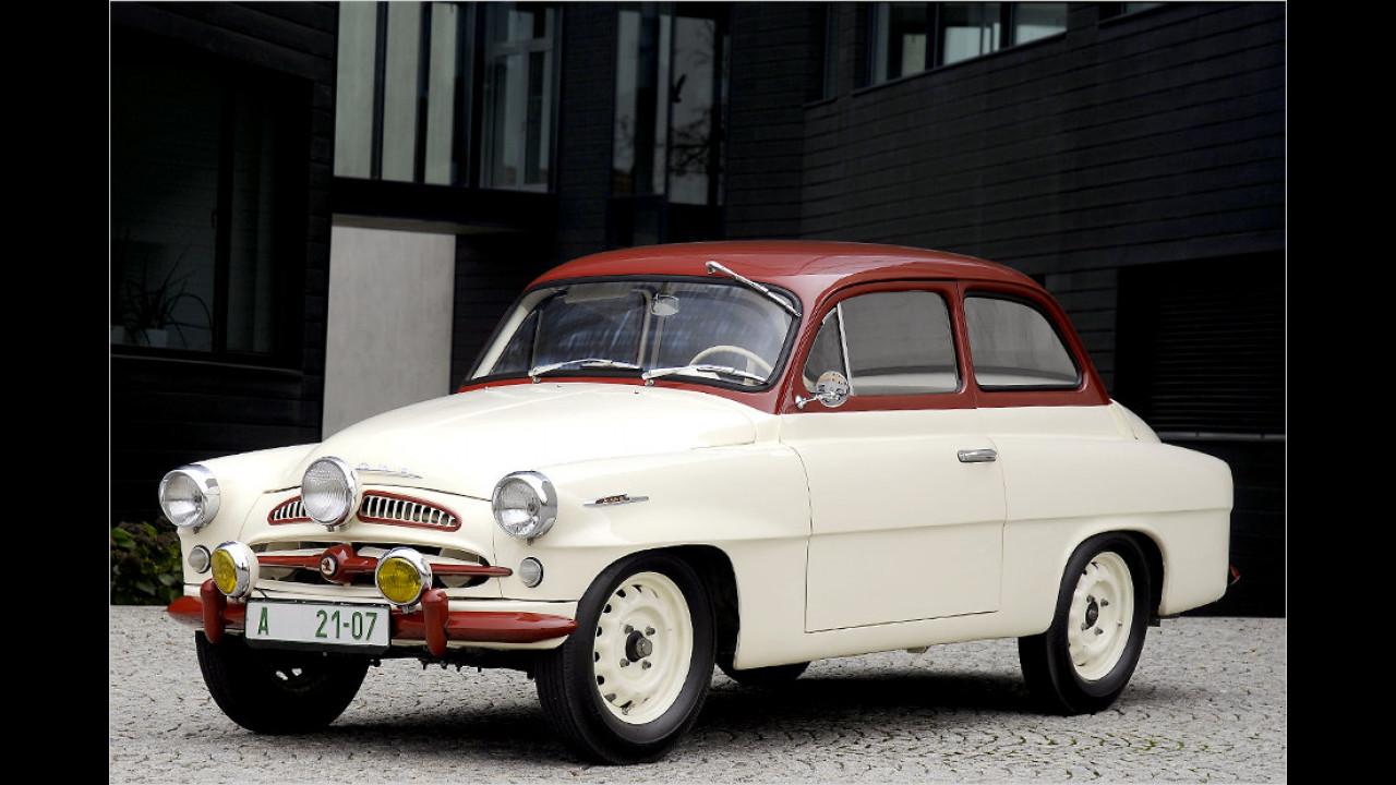 1955: Skoda 440 Spartak