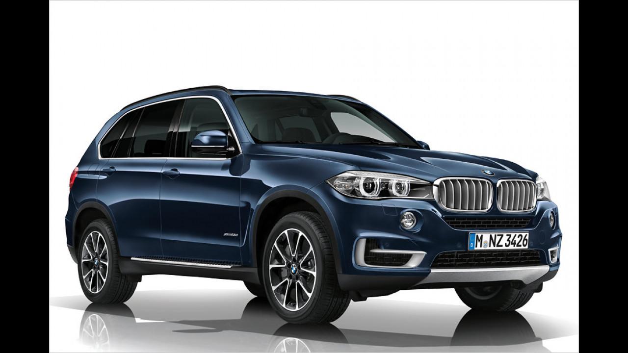 BMW X5 Security: Schieß drauf