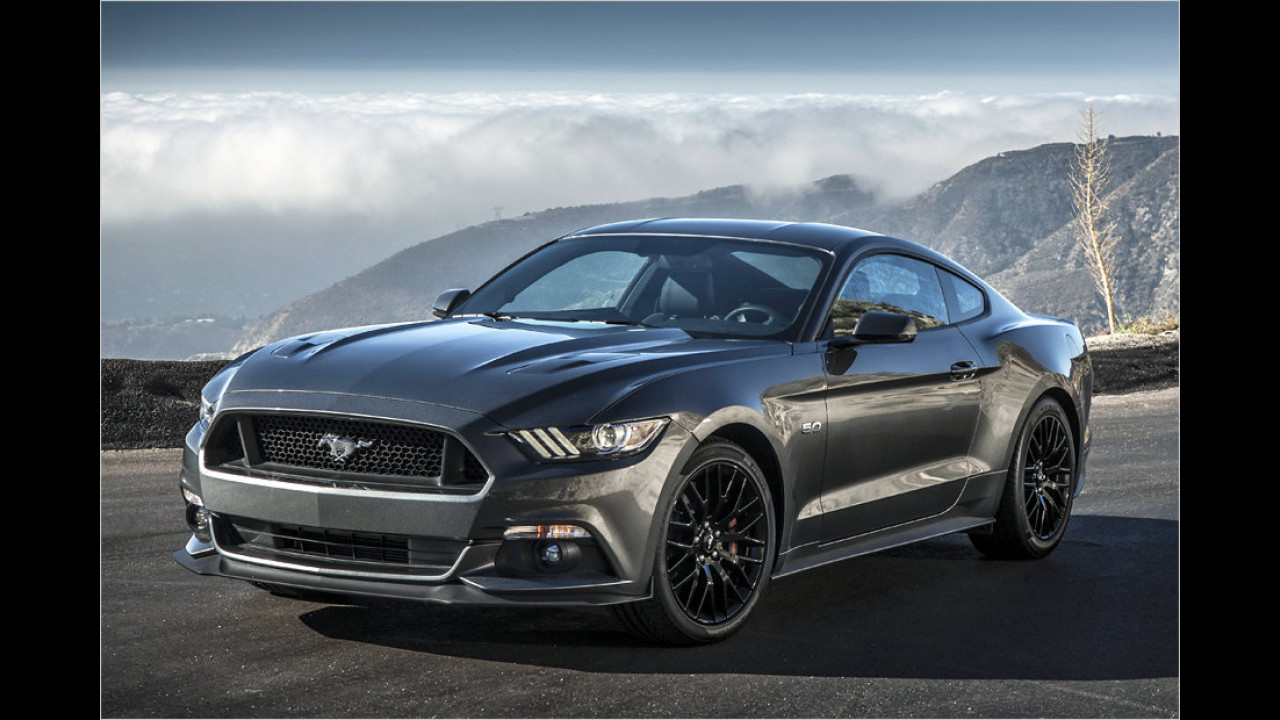 Ford Mustang (ab August)