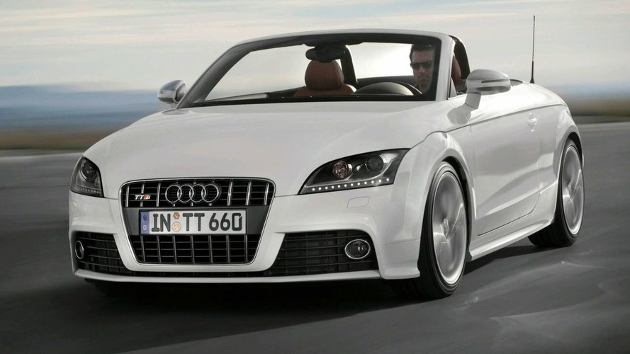 Audi 2009 TT-S Coupe and Roadster US Prices Announced