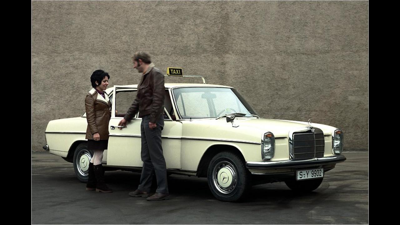 Mercedes Strich-Acht (1971)
