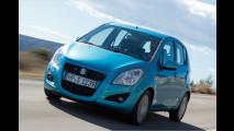 Suzuki Splash: Mehr Spritz