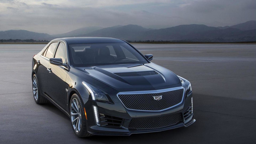 Cadillac developing an electric AWD system for V-Series models