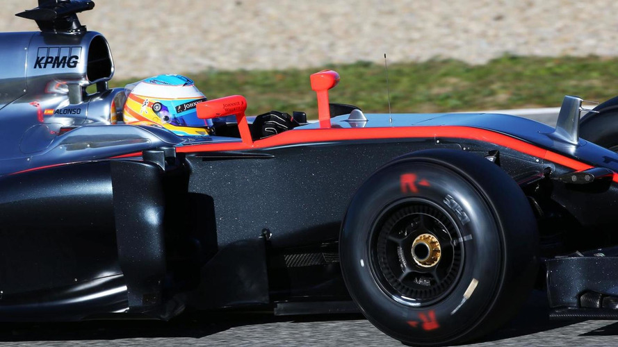 Alonso hit wall at 105kph - report