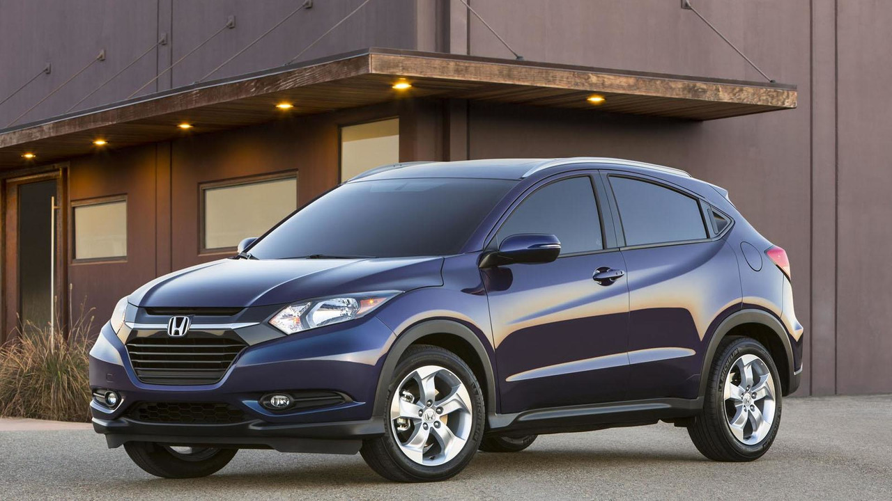 2016 Honda HR-V (US-spec)