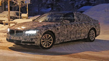 2016 BMW 7-Series gets a chilly reception in Sweden