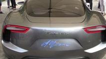 Maserati Alfieri konsepti, Concorso dEleganza Villa dEste