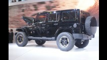 Jeep Wrangler Dragon Design Concept