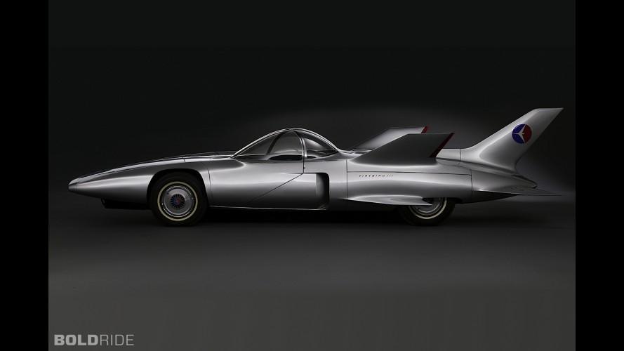 GM Firebird III Concept