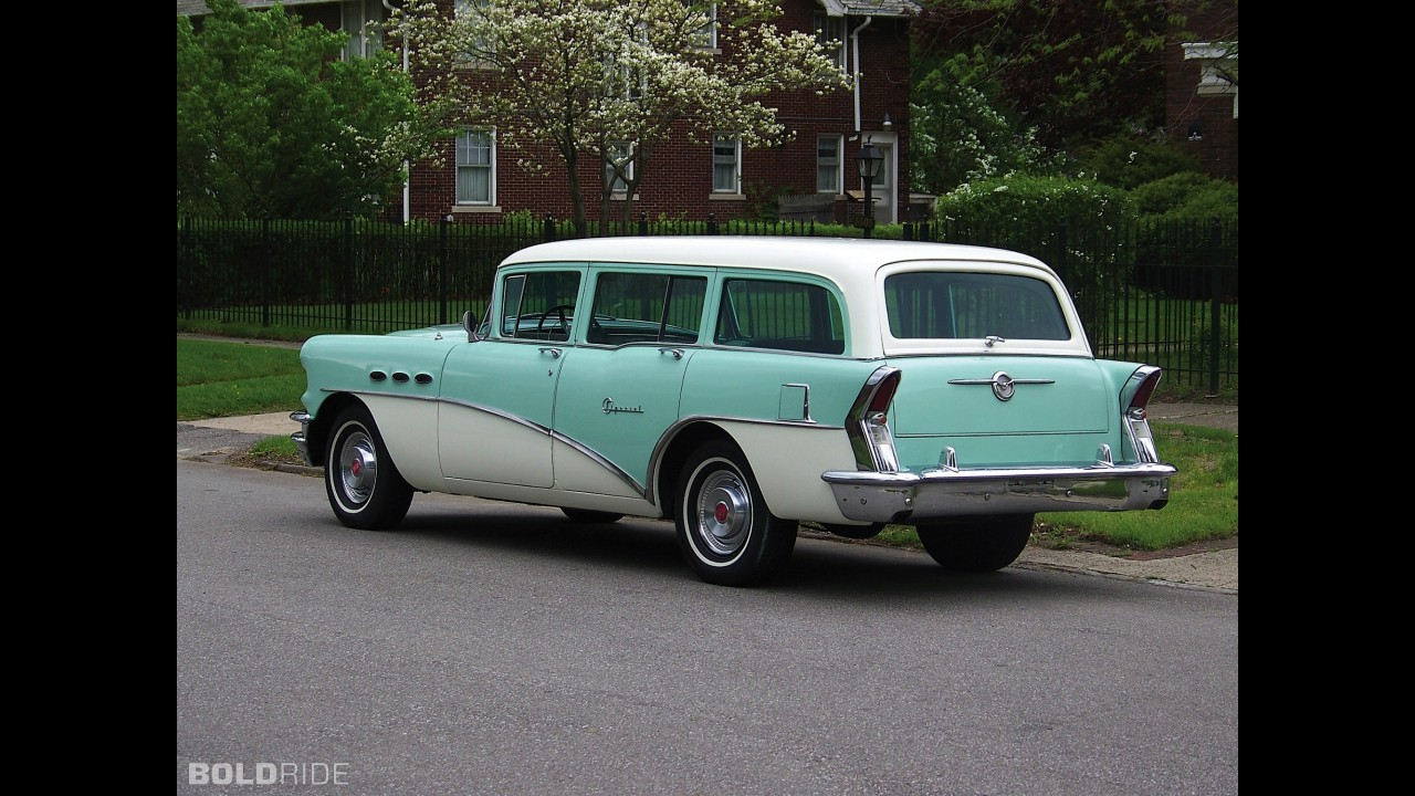 Buick Model 49 Special Estate Wagon