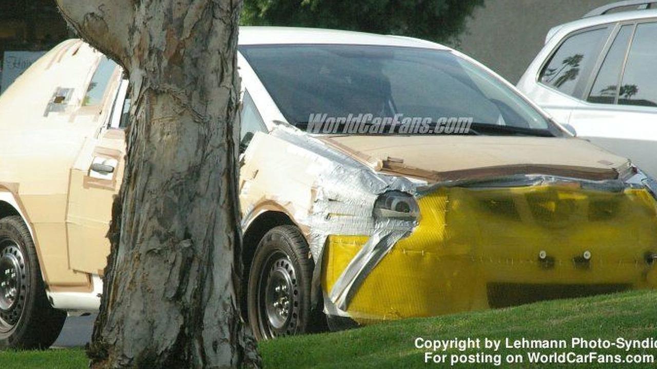 Spy Photos: New Toyota Corolla Coupe