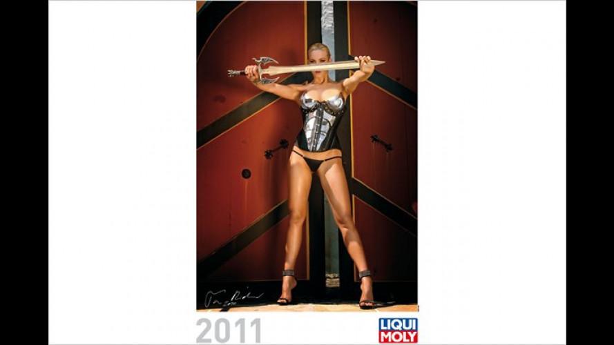 LIQUI MOLY: Der neue Kalender für 2011 ist da