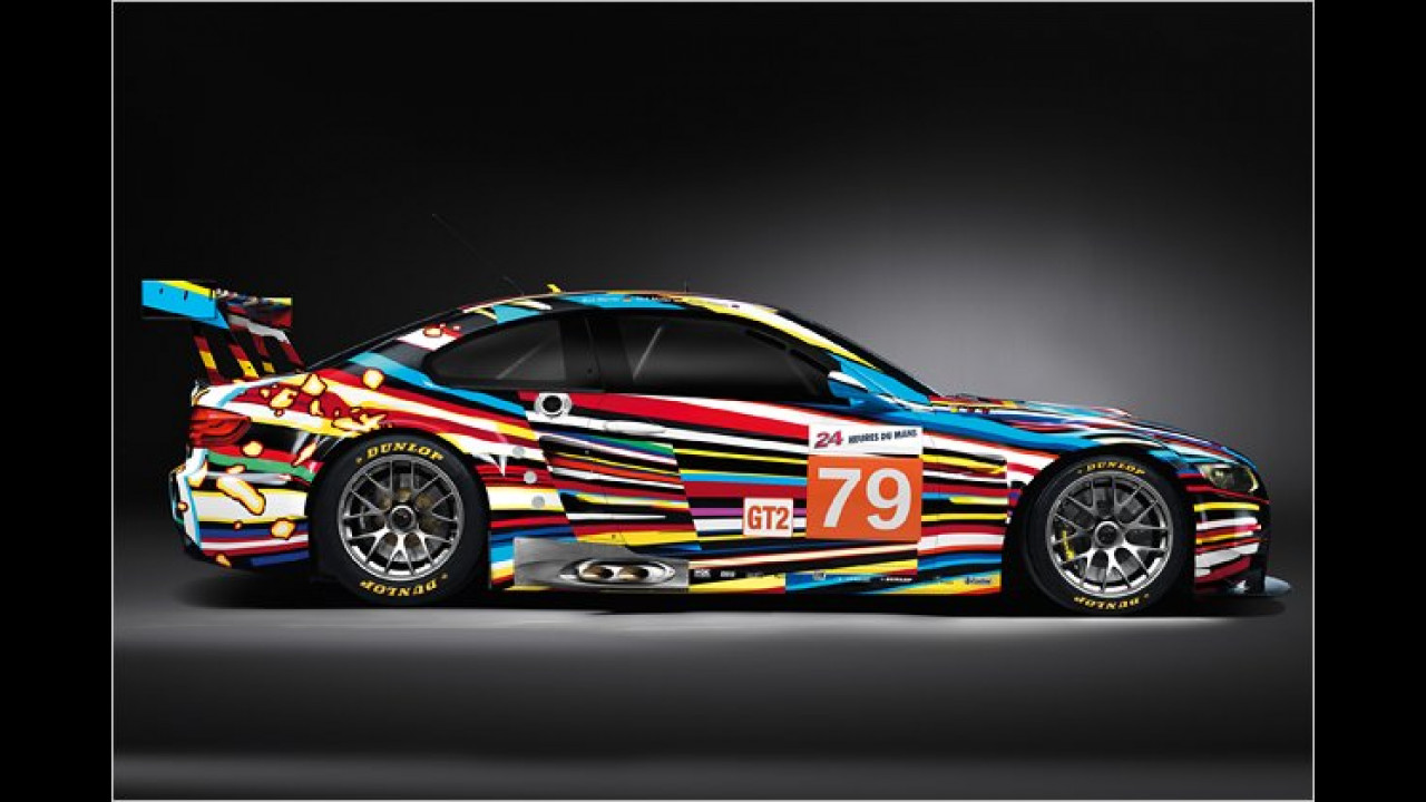 BMW M3 GT2: Jeff Koons (2010)