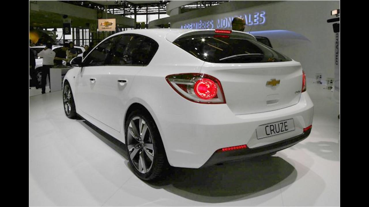 Chevrolet Cruze Fünftürer